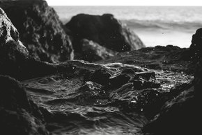Baths ocean