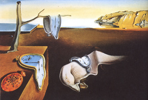 The persistence of memory 1931