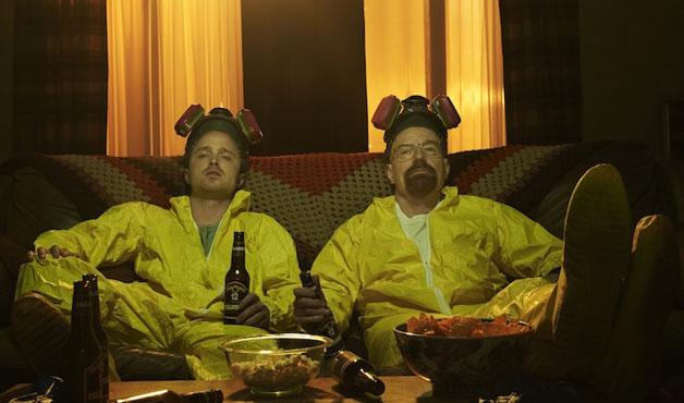 Como fazer, em casa, a metanfetamina do Heisenberg (Breaking Bad)