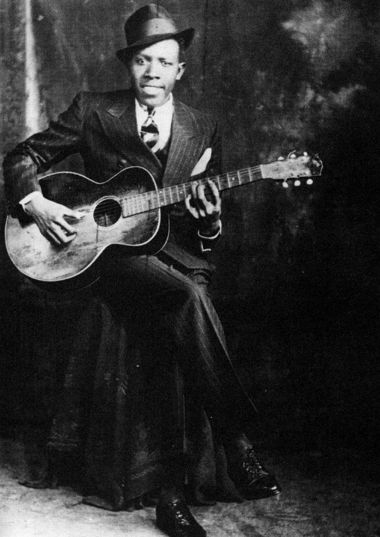 Robert Johnson: Os muitos mitos do maior mito do Blues – PapodeHomem