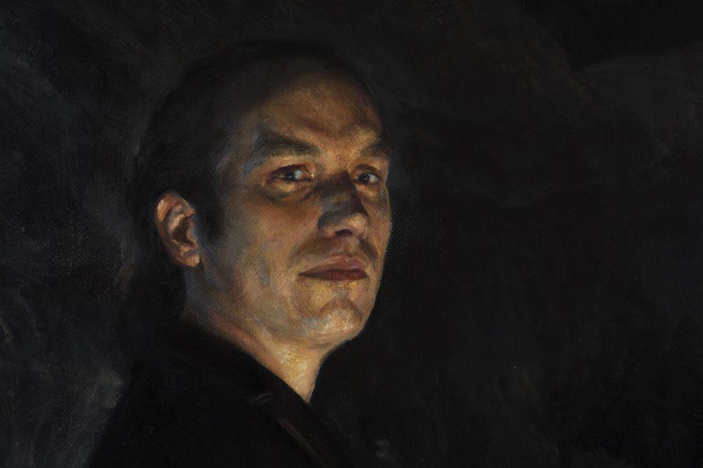 O retrato que fiz de Adam, o vampiro