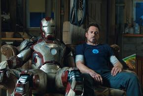 Iron man 3 tony stark new suit harley