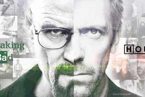 Dr house and breaking bad by davrodz d7op8su