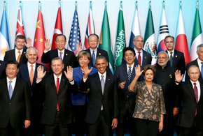 Leaders turkey