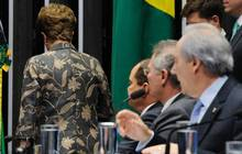 Dilma defesa senado