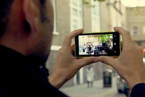 Manual como filmar celular