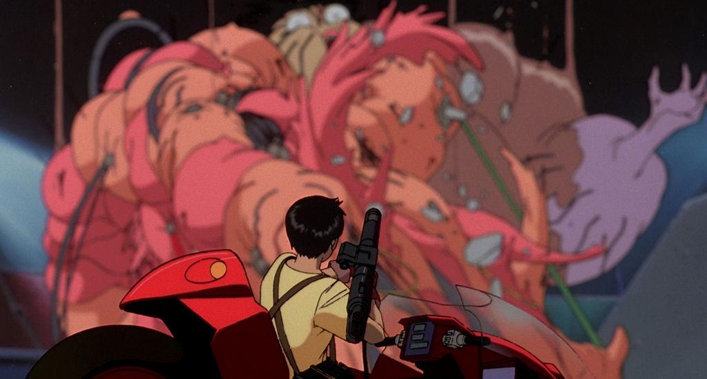 Resultado de imagem para akira anime