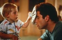 Filho cuidando do pai