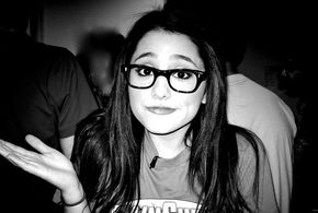 Ariana grande glasses so what jpg