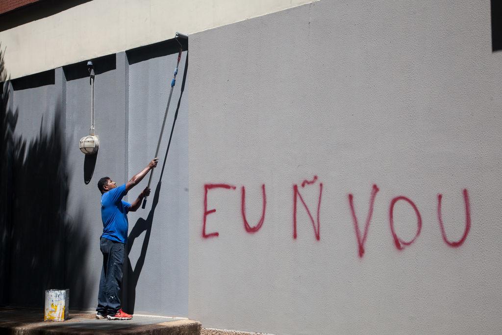 Para Entender Grafite Pichacao E Linguagem Das Ruas Papodehomem