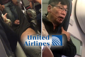 United airlines passanger jpg