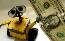 Robot money jpg