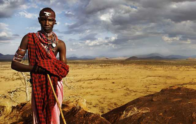 The masai jpeg