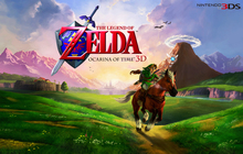 The legend of zelda ocarina of time 3d jpg