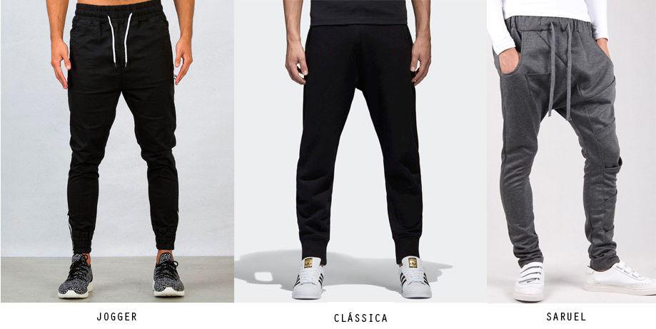 85ff97ee543 Calças masculinas  cinco tipos de calça pra todo homem saber usar ...
