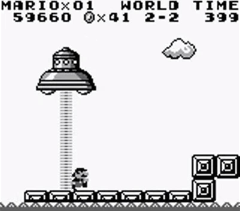 super-mario-land-original-gameboy-spaceship-png Os 63 melhores jogos de Game Boy (Advance, Color e Classic) para ser uma criança feliz – PapodeHomem