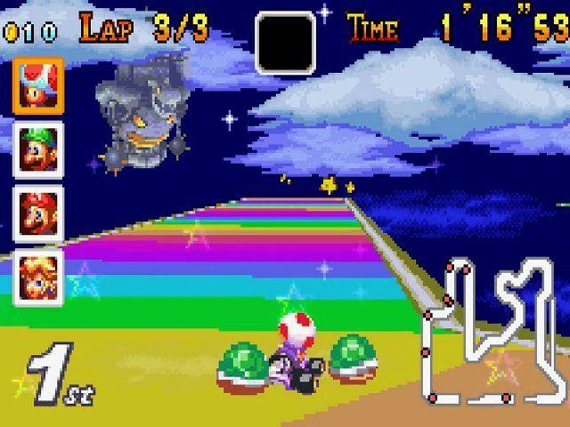 mario-kart-super-circuit-jpg Os 63 melhores jogos de Game Boy (Advance, Color e Classic) para ser uma criança feliz – PapodeHomem