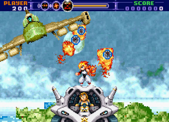 Sonic Adventure Java Game